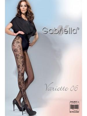 Dresuri dama Gabriella, Variette 06 Plasă G232/240.