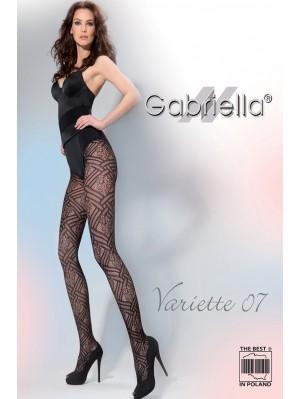 Dresuri dama Gabriella, Variette 07 Plasă -G232/241.