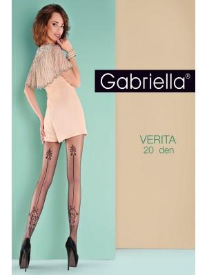 Dresuri dama Gabriella cu model, Verita 20 den -G650.