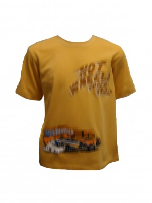 Tricou Copii Hot Wheels (diverse modele)-06