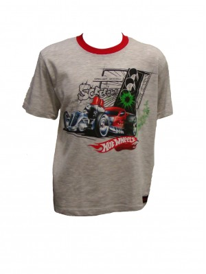 Tricou Copii Hot Wheels (diverse modele)-07